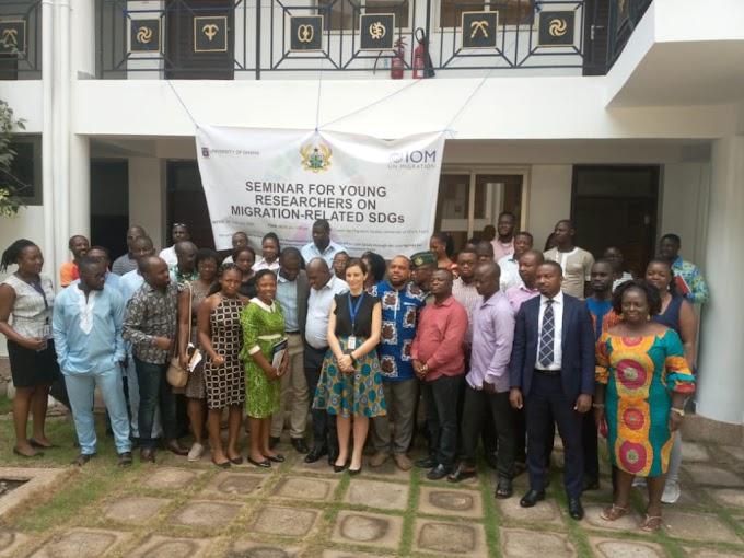 Ghana: Legon Centre for Migration Urges Govt - Lift Ban On Migration to Gulf States