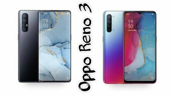 OPPO Reno 3 Pro smartphone runs on Android v10 (Q) operating system