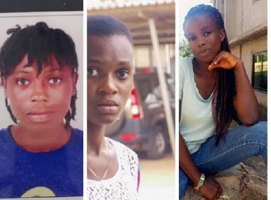 Dead bodies of Takoradi missing girls discovered