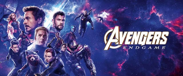 Avengers: Endgame 2019 DVDRip 720p Free Movie Torrent Download