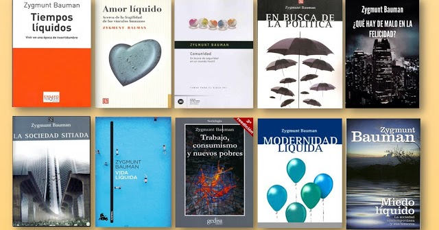 AYUDA PARA MAESTROS: 20 Libros Gratis En PDF De Zygmunt Bauman