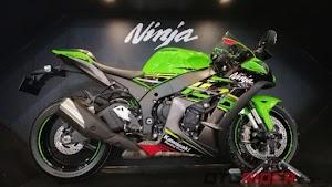 Daftar Harga Line-up Motor Kawasaki ( Mei 2021 )