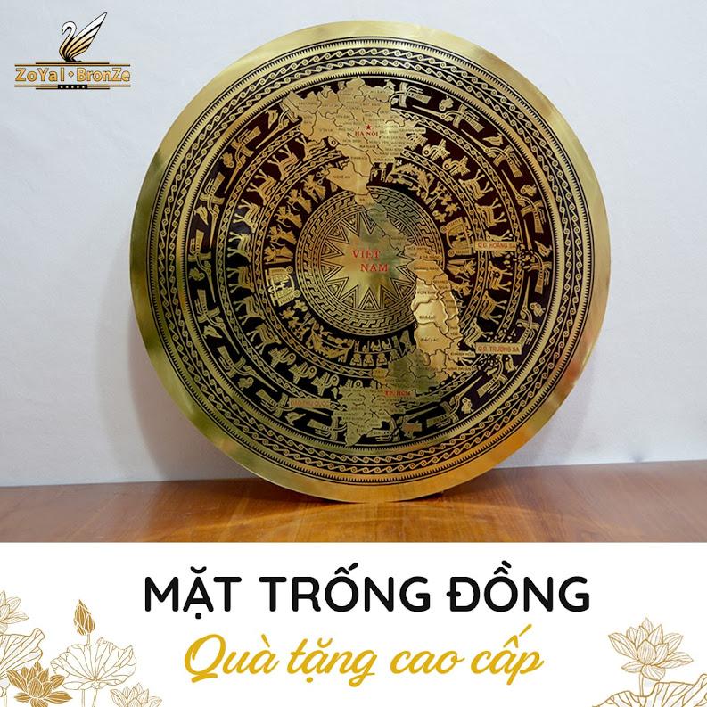 [A117] Địa chỉ mua mặt trống đồng chất lượng tại Hà Nội