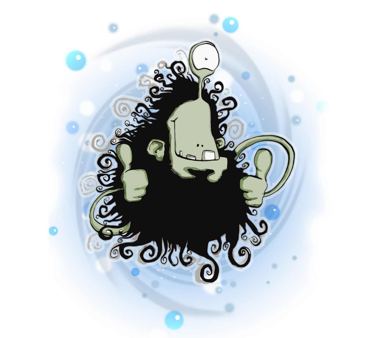 Hairy Plug Monster Website