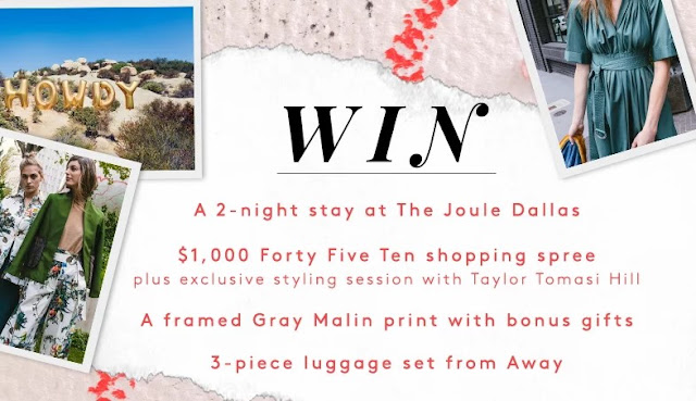 GRAY MALIN SWEEPSTAKES