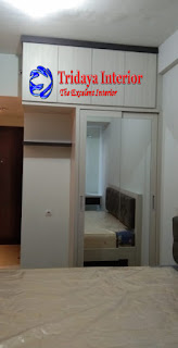 interior -studio-apartemen-granddhika-city-terbaru