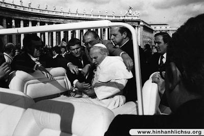 Vụ ám sát Đức Giáo Hoàng John Paul II năm 1981