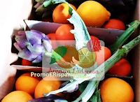 Logo Giveaway: vinci gratis una fornitura di agrumi, paste di mandorla e non solo!