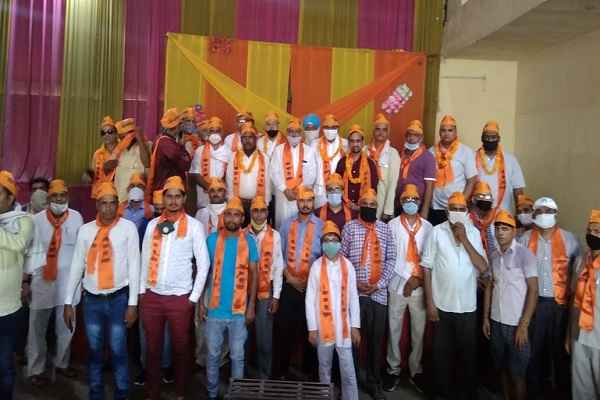 akhil-bharat-hindu-mahasabha-meeting-in-faridabad-membership