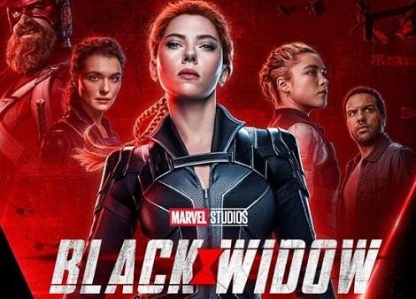 Download Black Widow (2021) Dual Audio [Hindi+English] 720p + 1080p WEB-DL MSubs