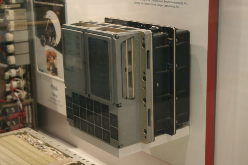 apollo guidance computer replica