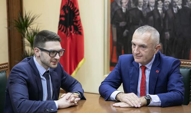 President Ilir Meta reveals the 3 topics he discussed with Alex Soros