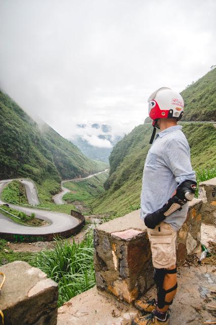 motocyklowa pętla Ha Giang