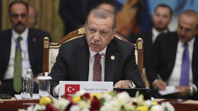"""Ο Ερντογάν εγγυάται την """"αγάπη"""" των ΗΠΑ στην Ελλάδα"""