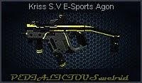 Kriss S.V E-Sports Agon