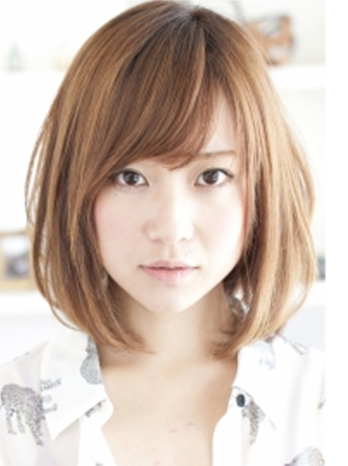 Medium Hairstyles Japanese Fade Haircut