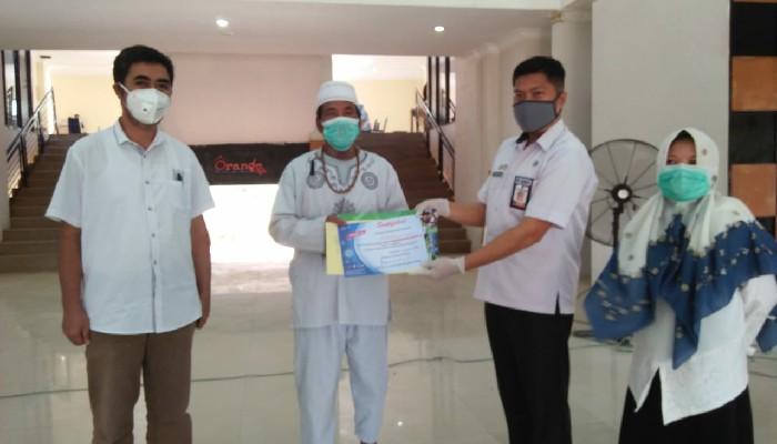 UPDATE: Jumlah Pasien Sembuh dari Virus Corona di Sinjai