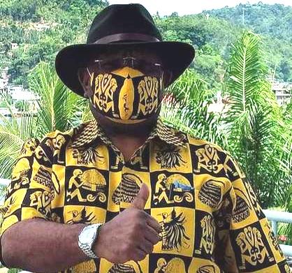 Rifai Darus Konfirmasi Wafatnya Wagub Papua, Klemen Tinal