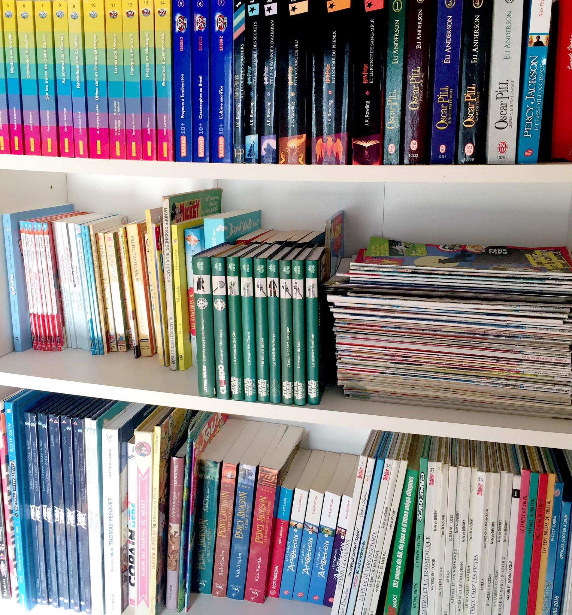 Des livres à offrir pour les 8 / 12 ans