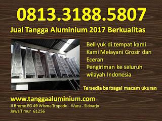 Jual tangga aluminium 2017 berkualitas