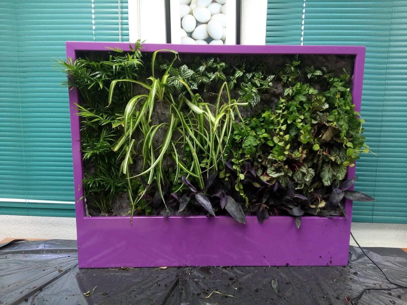 Jardines verticales y cubiertas vegetales for Jardines verticales espana