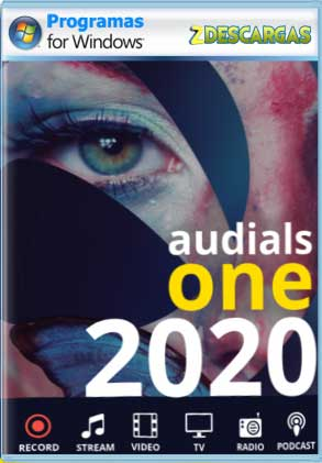 Audials One Platinum 2020 (Español) Full [MEGA]