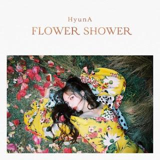 [Single] HyunA - FLOWER SHOWER Mp3 full album zip rar 320kbps