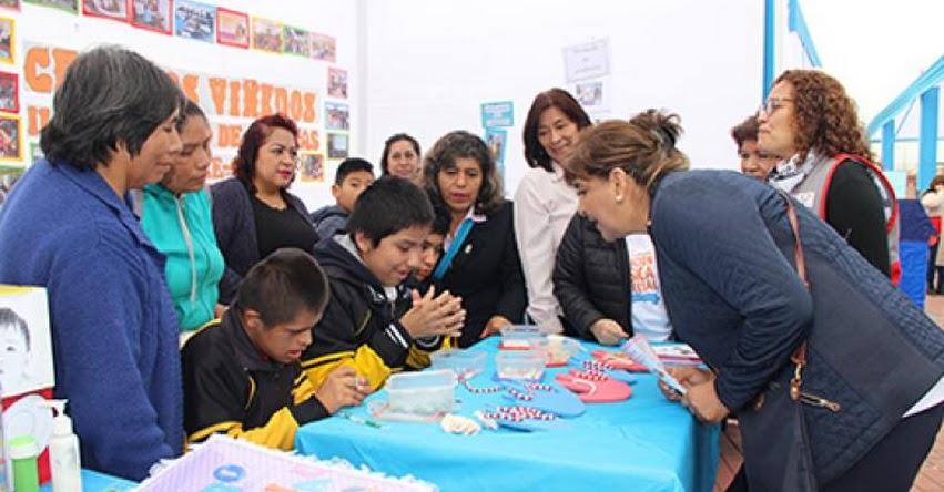 MINEDU: Más de mil familias de estudiantes con discapacidad comparten experiencias en encuentro de integración - www.minedu.gob.pe
