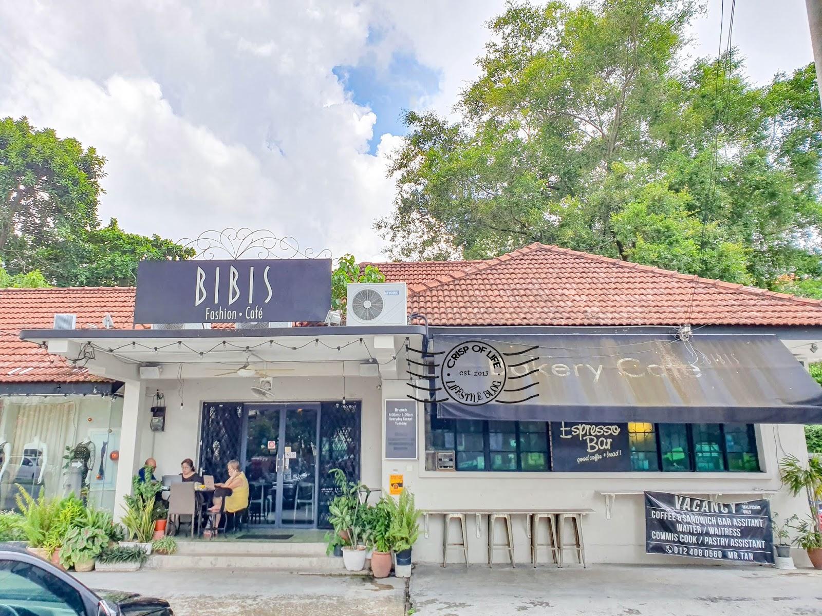 Bibis Fashion & Cafe @ Jalan Kelawai, Penang