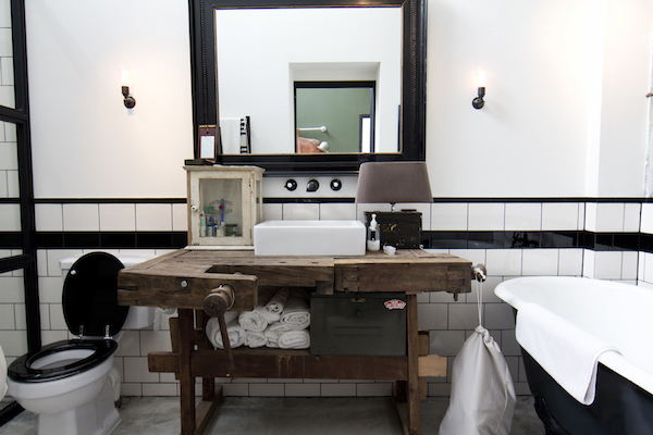Kimmichaelis.nl: Industriële badkamer inspiratie