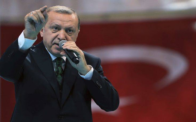 Ωρολογιακή βόμβα η Τουρκία – Εξελίσσεται σε κράτος εγκληματία