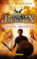 Percy Jackson Dioses Griegos riordan
