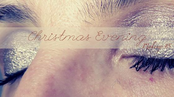 Maquillage facile pour Noël