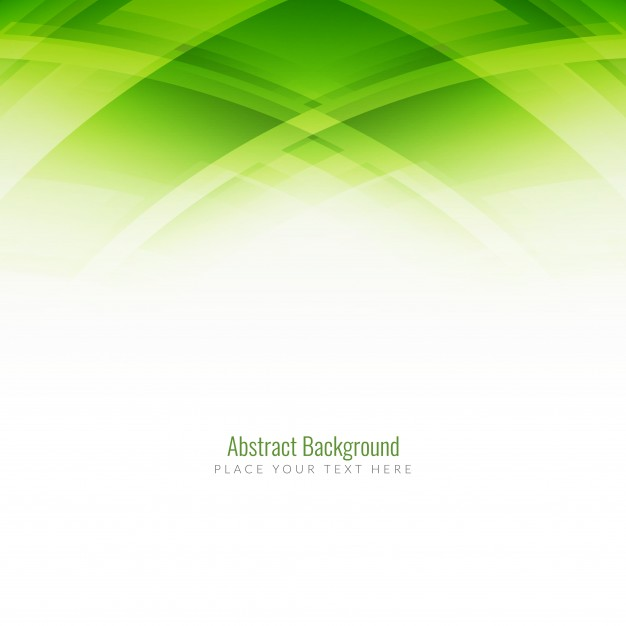 Abstract background, green tones Free Vector