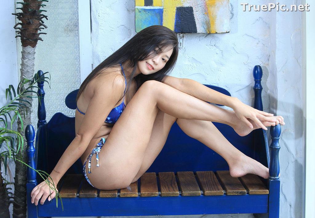 Image Taiwanese Model - Shelly - Beautiful Bodybuilding Bikini Girl - TruePic.net - Picture-21