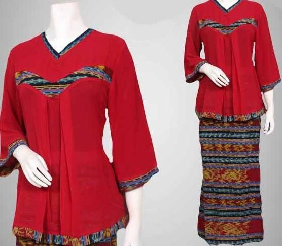 10 Model Baju Batik Sarimbit Modern Terbaru 2018: 20 Model Baju Batik Setelan Trend Terbaru 2020