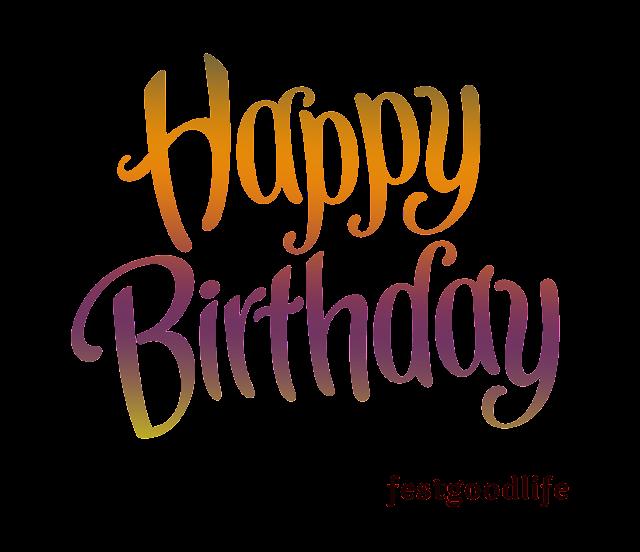 birthday PNG