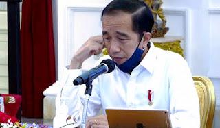 Jokowi Kumpulkan Gubernur, Bahas Rencana Sanksi Pelanggar Protokol Kesehatan