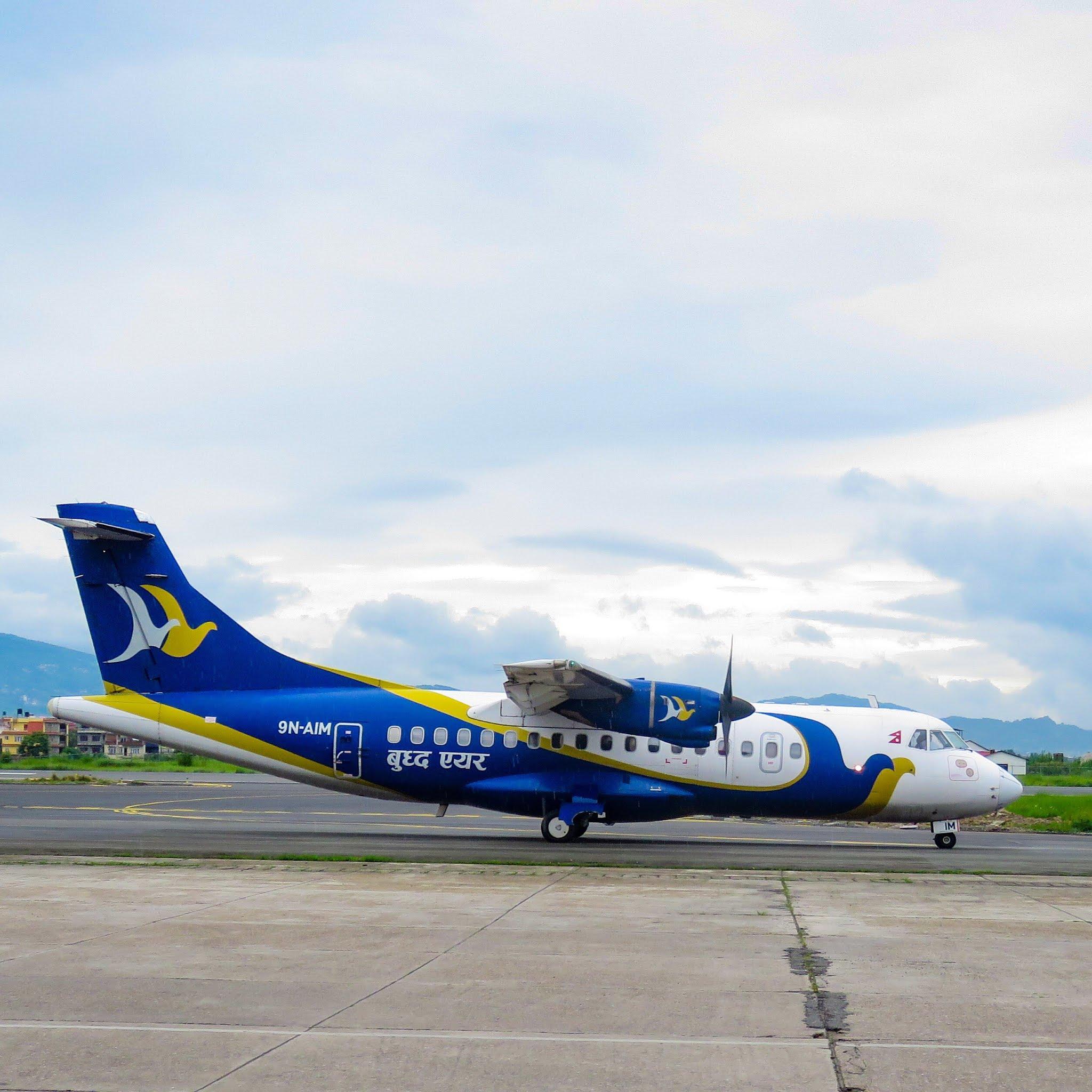 Buddha Air, ATR 42, ATR 42-500, NEPAL, BUDDHA AIRLINES