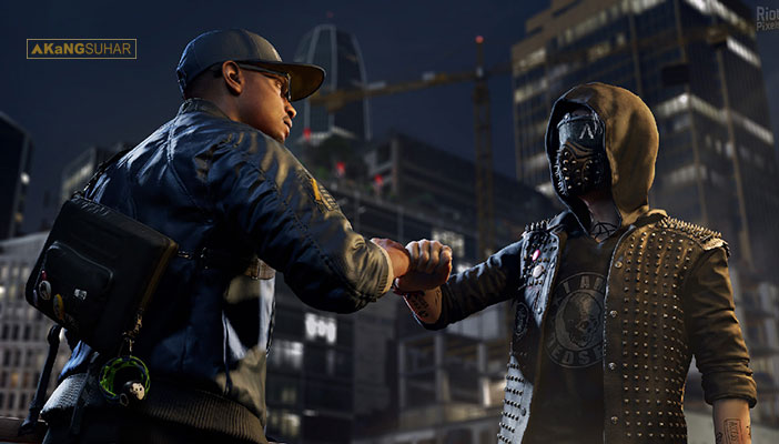 Free Download Watch Dogs 2 Gold Edition Full Version, Watch Dogs II Version Repack Fitgirl, Watch Dogs 2 Full Update Terbaru