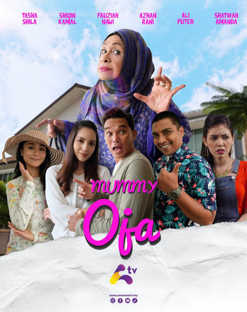 Saksikan Episod Penuh Drama Mummy Oja Di Awesome TV
