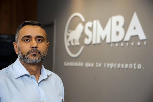 Carlos Alkimim, Diretor de Contratos e Distribuição da Simba Content