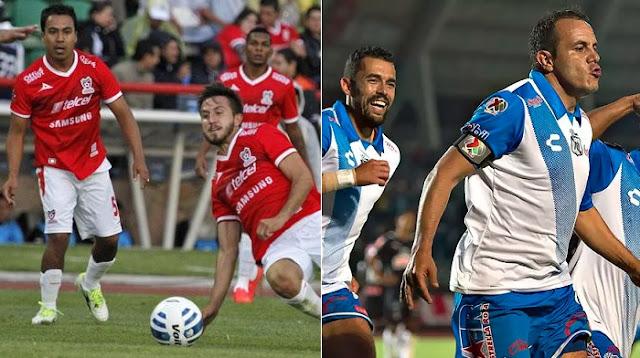 Mineros Zacatecas vs Puebla en vivo