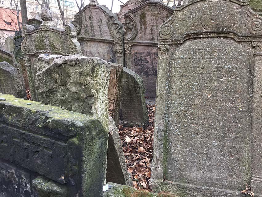 La tomba del rabbino Loew