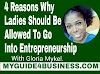 4 Importance Of Accepting Female Entrepreneurship In Nigeria - Featuring Gloria Mykel