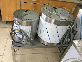 Hướng dẫn cách sử dụng bộ nồi nấu phở điện công nghiệp hiệu quả