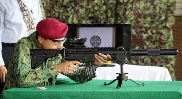 Senjata Baru dengan Kemampuan Keren