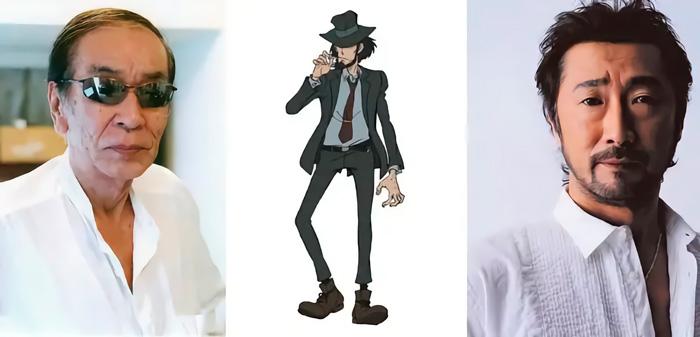 Lupin III Part 6 anime - Daisuke Jigen