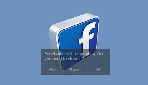 10 Cara Mengatasi facebook Tiba - Tiba Berhenti Dan Keluar Sendiri Terbaru