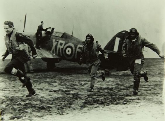 8 October 1940 worldwartwo.filminspector.com Eagle Squadron RAF